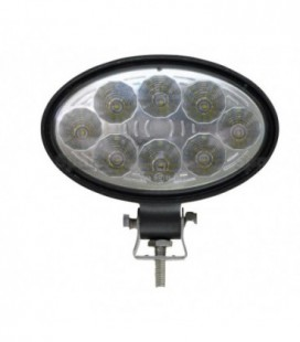 PHARE DE TRAVAIL OVALE A LED 1800 LUMENS