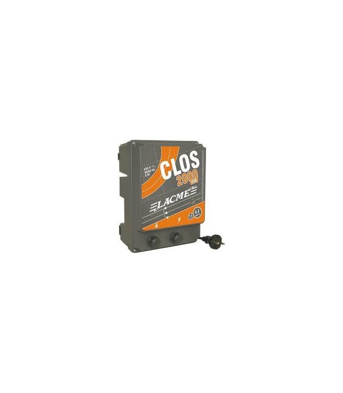 Electrificateur clos 2000 lacme mat riel agricole for Lacme clos 2000