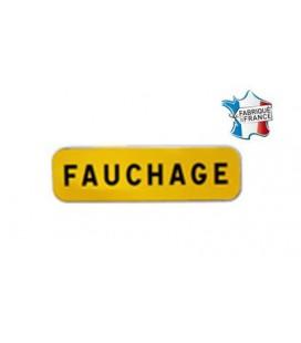 "PANONCEAU KM9 ""FAUCHAGE"" T1"