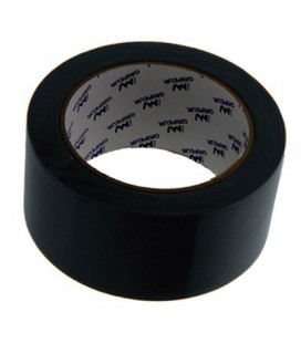 ADHESIF REPAR'BACHE PVC NOIR 100MMx33M