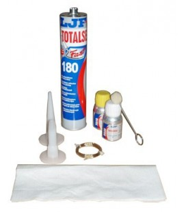 KIT COMPLET COLLE PARE-BRISE 310ML