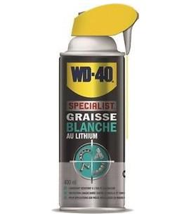 GRAISSE BLANCHE LITHIUM WD40