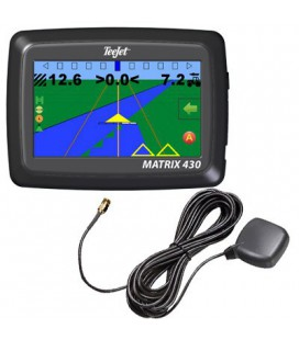 BARRE DE GUIDAGE TEEJET MATRIX 430 AVEC ANTENNE PATCH