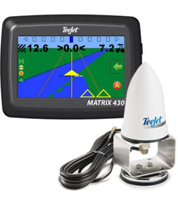 BARRE DE GUIDAGE TEEJET MATRIX 430 AVEC ANTENNE RXA 30