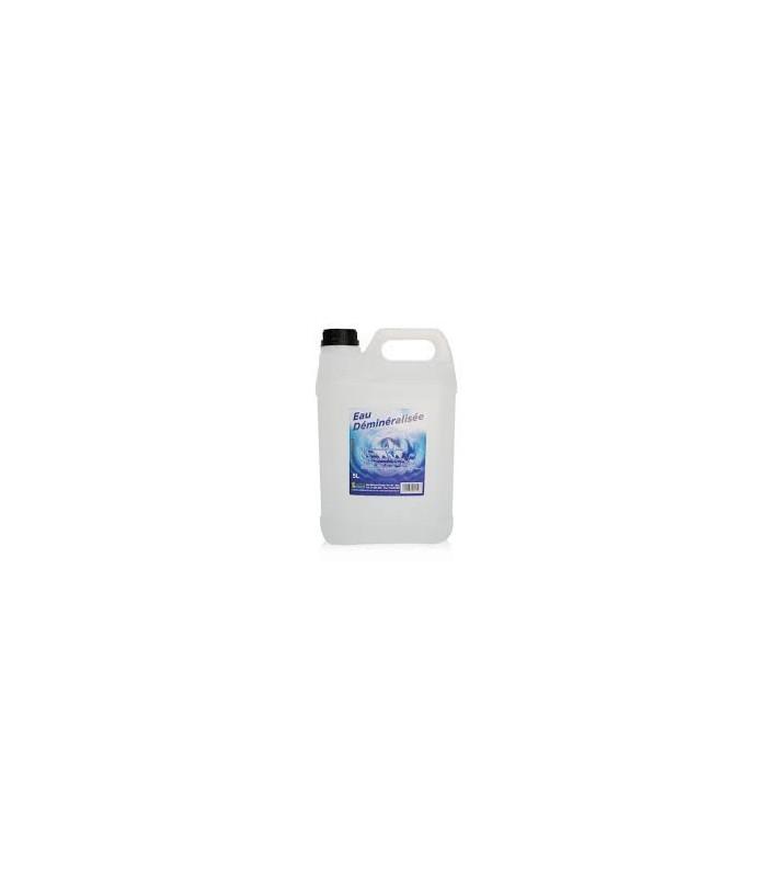 Bidon de 5l eau demineralisee pour batteries mat riel - Eau distillee ou demineralisee ...