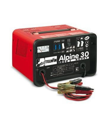 chargeur de batterie alpine 30 12v 24v mat riel agricole distribagri. Black Bedroom Furniture Sets. Home Design Ideas