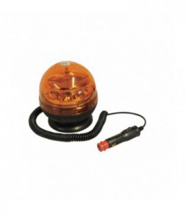 GYROPHARE A LED ROTATIF MAGNETIQUE 3 FONCTIONS