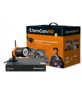 KIT VIDEO SURVEILLANCE FARMCAM HD