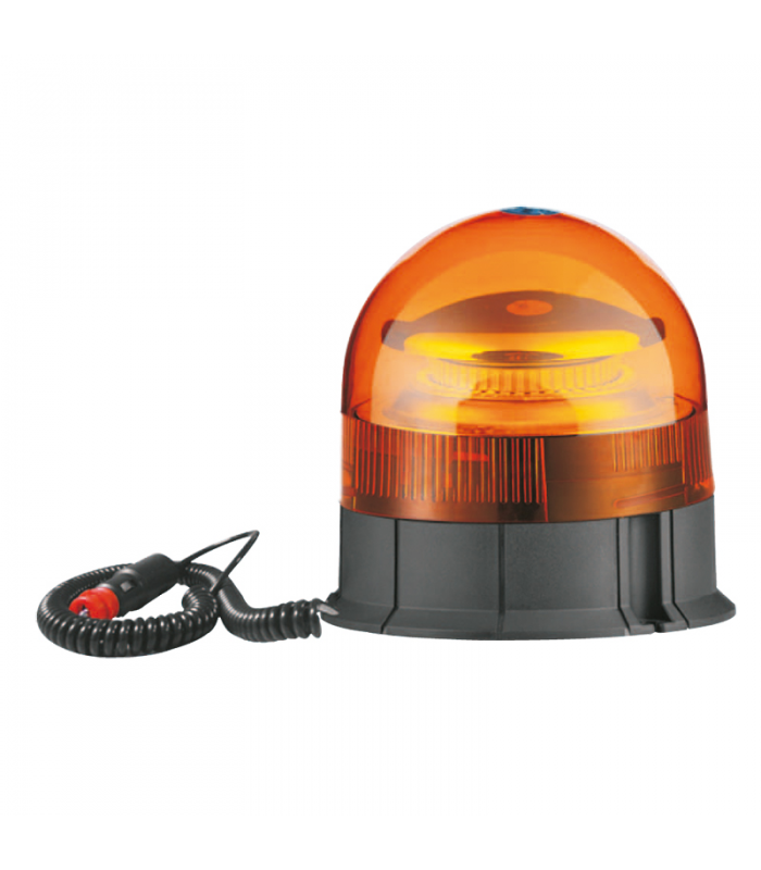 GYROPHARE MAGNETIQUE 45 LED 12 24V RB65
