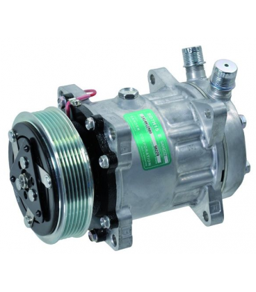 COMPRESSEUR DE CLIMATISATION ADAPTABLE FORD NEW HOLLAND TS 82008688