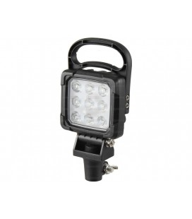 PHARE A LED 4950 LUMENS SUR TIGE GYROPHARE A EMBOITER