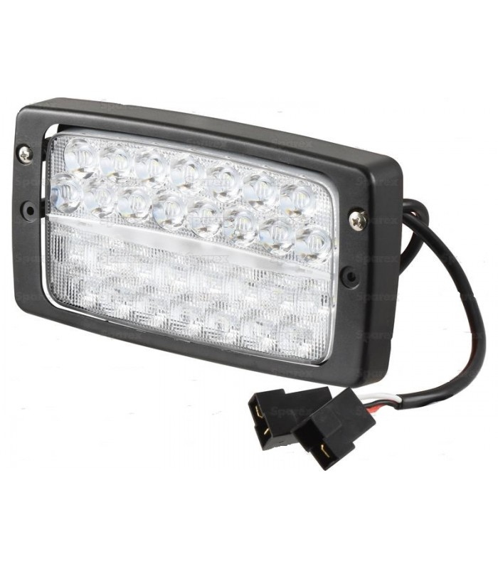 PHARE DE TRAVAIL A LED ADAPTABLE MASSEY FERGUSON 5400 LUMENS