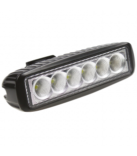 PHARE RECTANGLE 6 LED. 18W 1440LM