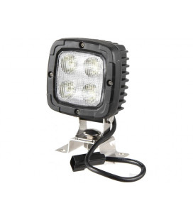 PHARE DE TRAVAIL CARRE A LED 4000 LUMENS ADAPTABLE FENDT