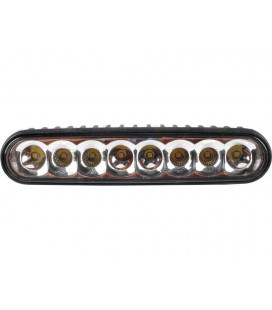 PHARE RECTANGE 8 LED 1800LM